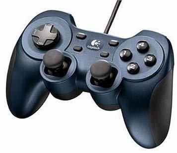 Logitech Rumblepad 2 Gamepad Feedback USB PC Controller