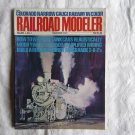 Railroad Modeler Magazine Vol. 1 No. 3 November, 1971