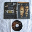Fracture (DVD, 2007, Widescreen) - NO BOOKLET