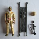 "G.I. Joe 1983 Doc 3 3/4"" Loose Complete by Hasbro"