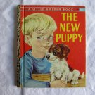 The New Puppy (A Little Golden Book, 1959)