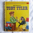 Walt Disney's Toby Tyler (A Little Golden Book, 1960)