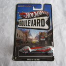 Hot Wheels 2011 Boulevard Phantastique MOC by Mattel