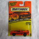 Matchbox 1995 #31 Super Fast Jaguar XJ-220 MOC