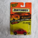 Matchbox 1995 #49 Super Fast VW Concept Car MOC