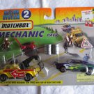 Matchbox 1996 Action System 2 Mechanic Pack MOC