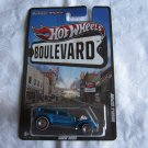Hot Wheels 2011 Boulevard Double Demon MOC by Mattel