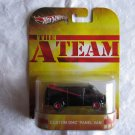 Hot Wheels 2012 The A-Team Custom GMC Panel Van MOC by Mattel