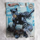Hot Wheels 2012 DC Comics Catwoman Cool One MOC by Mattel