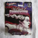 Hot Wheels 2012 Monsters The Bride of Frankenstein '59 Cadillac Funny Car MOC by Mattel