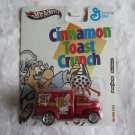 Hot Wheels 2011 General Mills Cinnamon Toast Crunch '49 Ford CDE MOC by Mattel