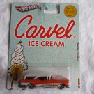 Hot Wheels 2011 Carvel Ice Cream '57 Buick MOC by Mattel