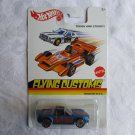 Hot Wheels 2012 Flying Customs Porsche 914-6 MOC by Mattel