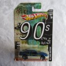 Hot Wheels 2011 Cars of the Decades The '90s '92 Ford Mustang MOC by Mattel