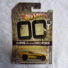 Hot Wheels 2010 Cars of the Decades The '90s '06 Dodge Viper MOC by Mattel