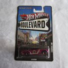 Hot Wheels 2011 Boulevard Triumph TR6 MOC by Mattel