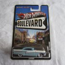 Hot Wheels 2011 Boulevard '56 Mercury MOC by Mattel