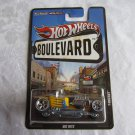 Hot Wheels 2011 Boulevard T-Bucket MOC by Mattel