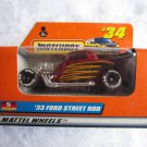 Matchbox #34 '33 Ford Street Rod MIB (1997)