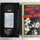 George Romero's Night Of The Living Dead (VHS, 1970)