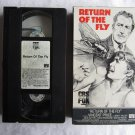 Return of the Fly (VHS, 1987)