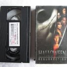 Halloween: Resurrection (VHS, 2002)