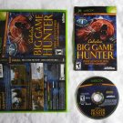 Cabela's Big Game Hunter: 2005 Adventures  (Xbox, 2004)