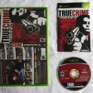 True Crime: Streets of L.A.  (Xbox, 2003)