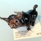 HAGEN RENAKER - Bull Black #2141