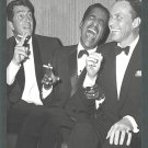 The Rat Pack Poster 24x36 Frank Sinatra Dean Martin Sammy Davis Jr.