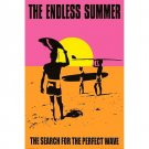 The Endless Summer Movie Poster 24x36 Surfing Documentary Search For The Perfect Wave