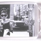 Breakfast at Tiffany's Key Chain Holly Golightly Audrey Hepburn Keychain