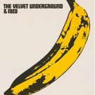 Velvet Underground Poster 24x34 inches Andy Warhol Lou Reed Nico Banana