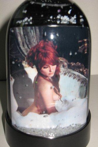 Fearless Vampire Killers Snow Globe Sharon Tate nude bathtub
