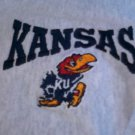 Kansas University XL Grey Sweatshirt NWOT