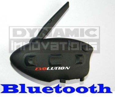 Helmet Bluetooth Headset Intercom 2-Way System Pair