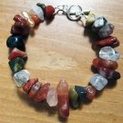 Crystal Mix Beaded Bracelet