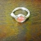 Cherry Quartz Ring