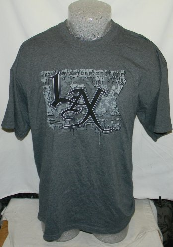 Vintage new without tags lax latian american x change xl t shirt tna wrestling