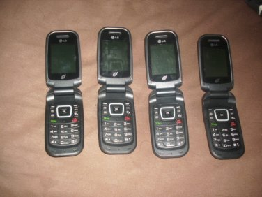 Lot of 4 Tracfones for sale.