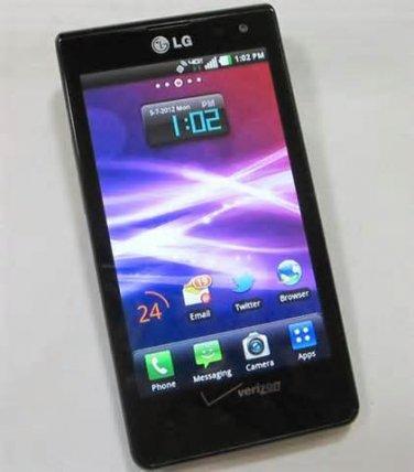 Verizon LG Lucid 4G phone