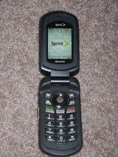 Sprint Duramax cell phone