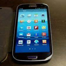 Lot of 4 Sprint Samsung Galaxy S4 phones