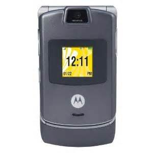 Sprint Motorola Razr flip phone