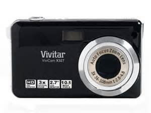 Vivitar Vivicam XO22 digital camera