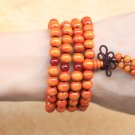 racelet charm fashion Agate Bracelet Purple and yellow white crystal Coin The Buddha beads