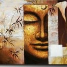 Wall Art Religion Buddha Oil Painting On Canvas Modern Fashion No Frame