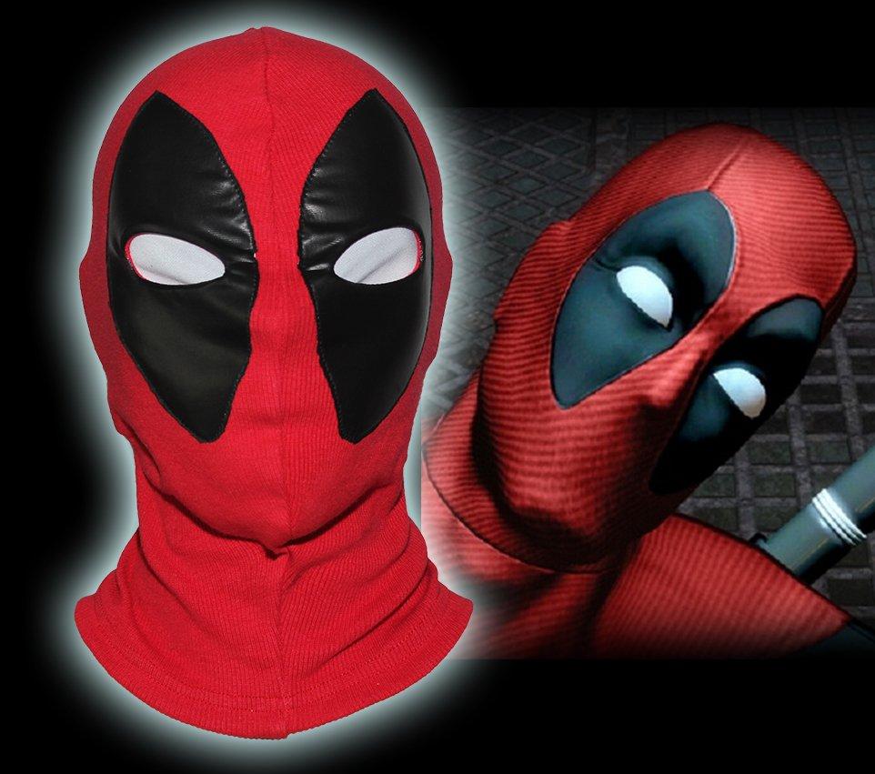 JLA Deathstroke Arrow Balaclava Costume Halloween X-men Hats ...