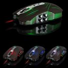 Exclusive 4th Gen 9 Buttons Pro Gaming PC Mouse 2400DPI 4 Settings Wired Mice