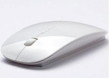 Super Slim Wireless Cordless Mouse Mice Optical 2.4Ghz